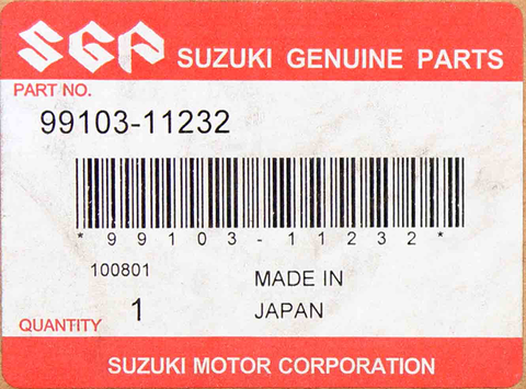Genuine Suzuki Fuel Injection Control Unit PN 99103-11232