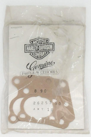 Harley-Davidson Oil Pump Cover Gasket PN 26257-50A (pack of 2)