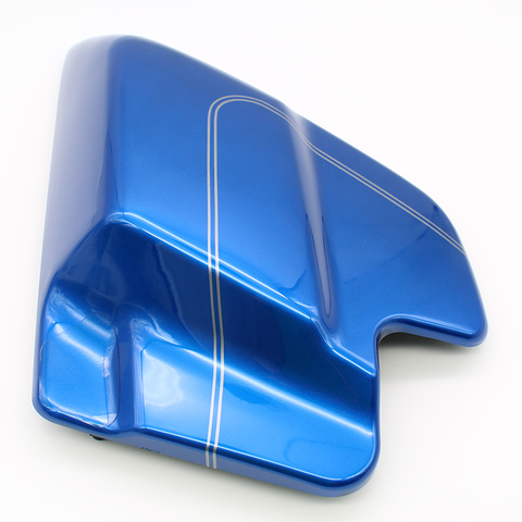 Genuine Harley-Davidson Fairing Cover (Pacific Blue) PN 66670-07CHC