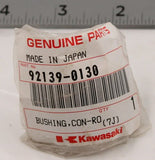Genuine Kawasaki Black Con-Rod Bushing PN 92139-0130 (Pack of 1)