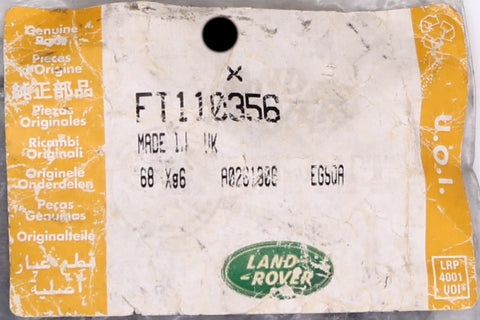 Genuine Land Rover Screw PN FT110356