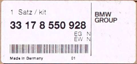 BMW Repair Kit, Rear - Wheel PN 33178550928