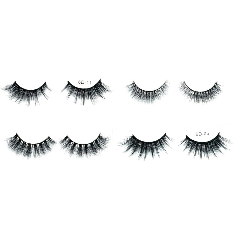Strip Mink Lashes(Bulk Sale) - Lashmer Nails&Eyelashes Supplier