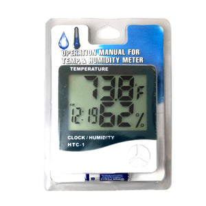 Digital LCD Thermometer - Lashmer Nails&Eyelashes Supplier