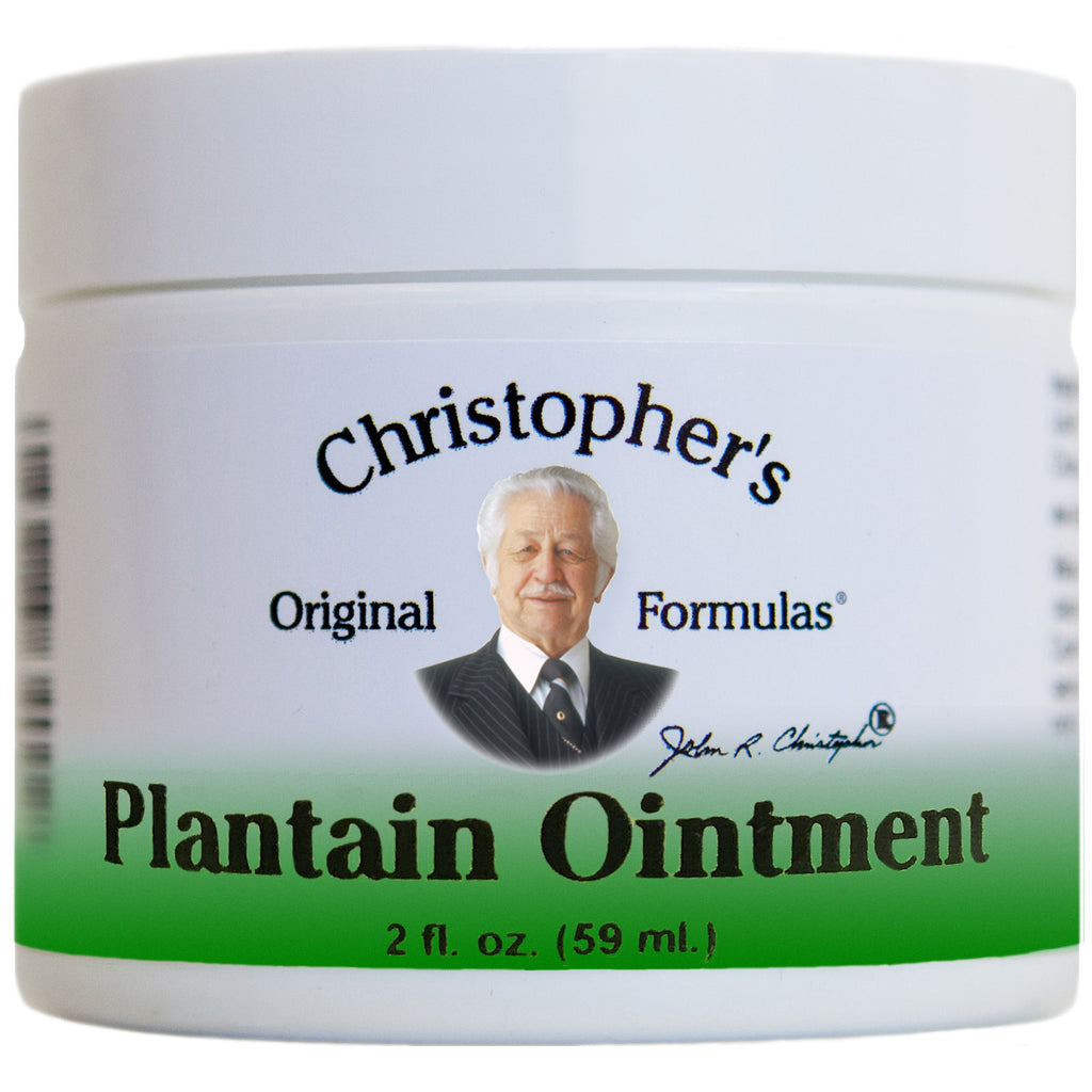 Plantain Ointment