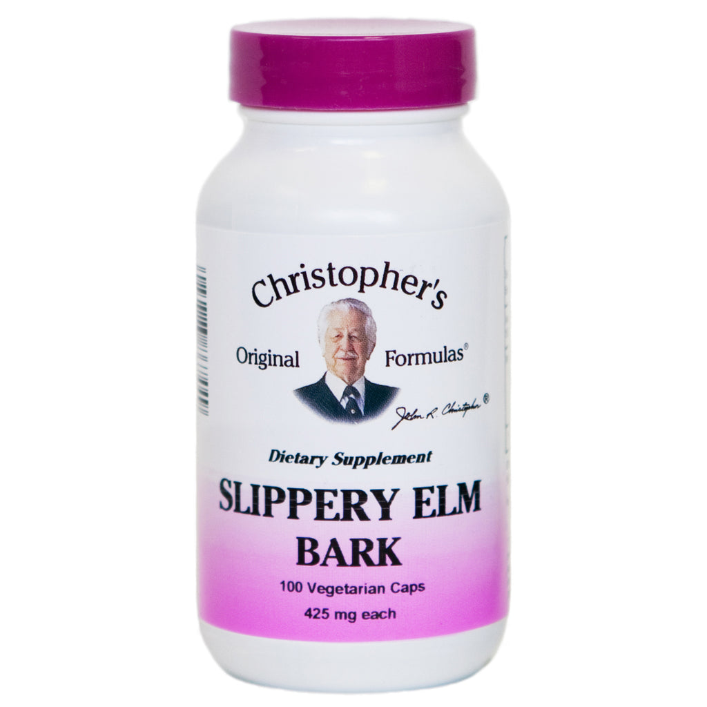 Slippery Elm Bark Capsule