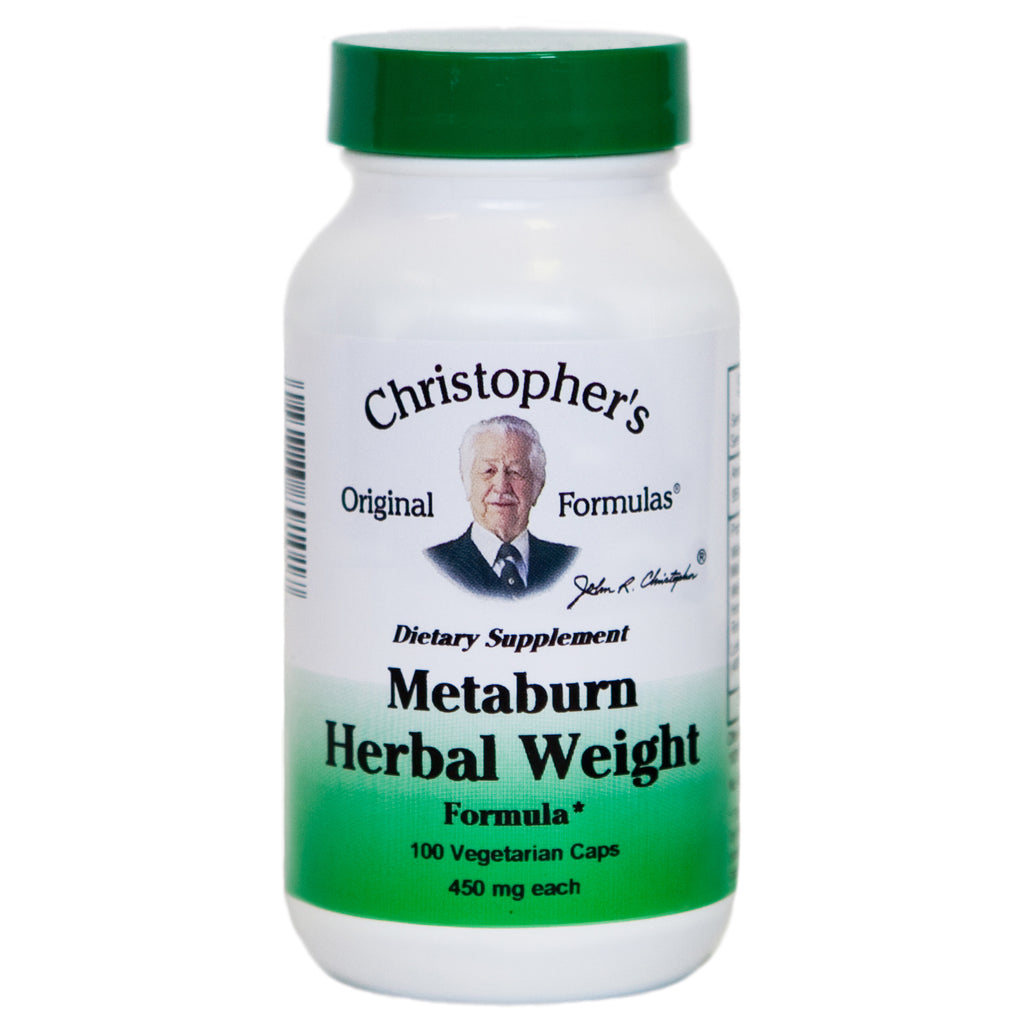 Metaburn Herbal Weight Capsule