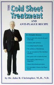 Cold Sheet Treatment Book