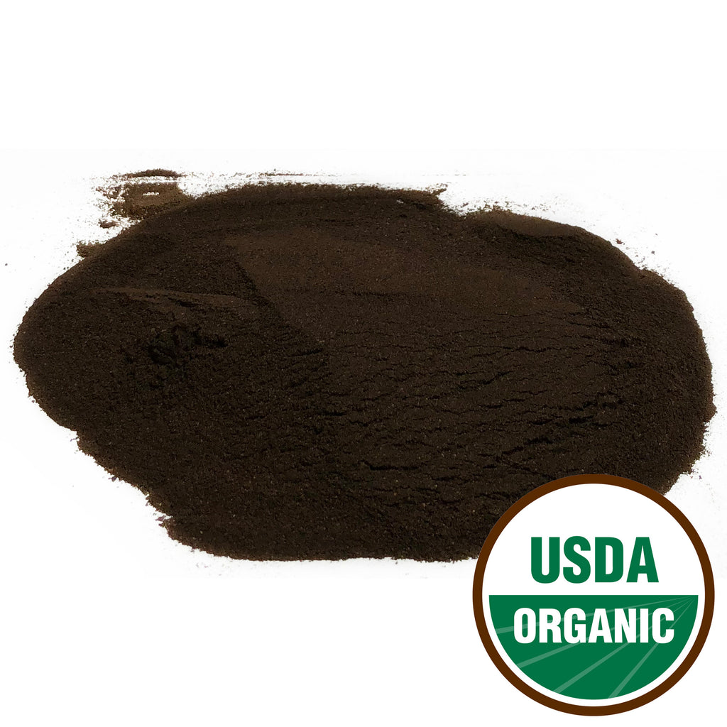 Organic Black Walnut Hull Powder