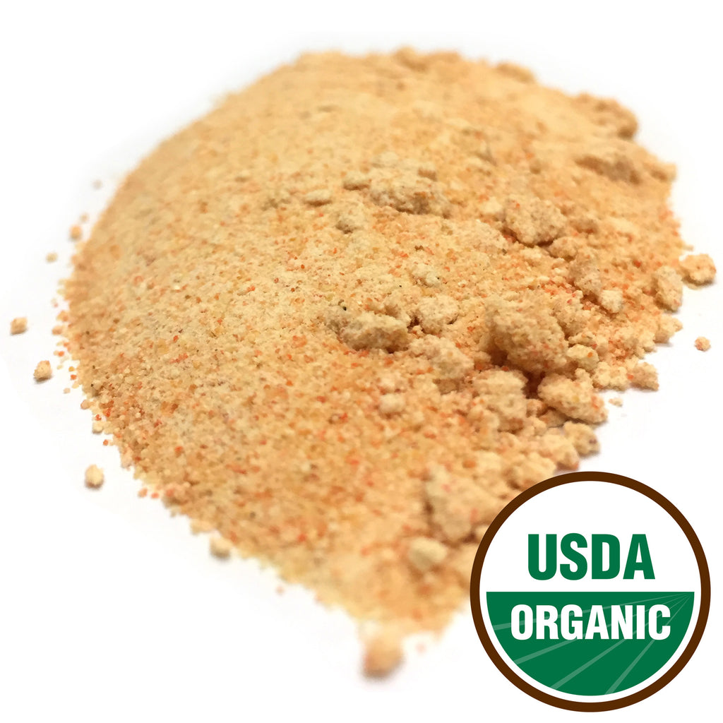 Organic Carrot Whole Powder