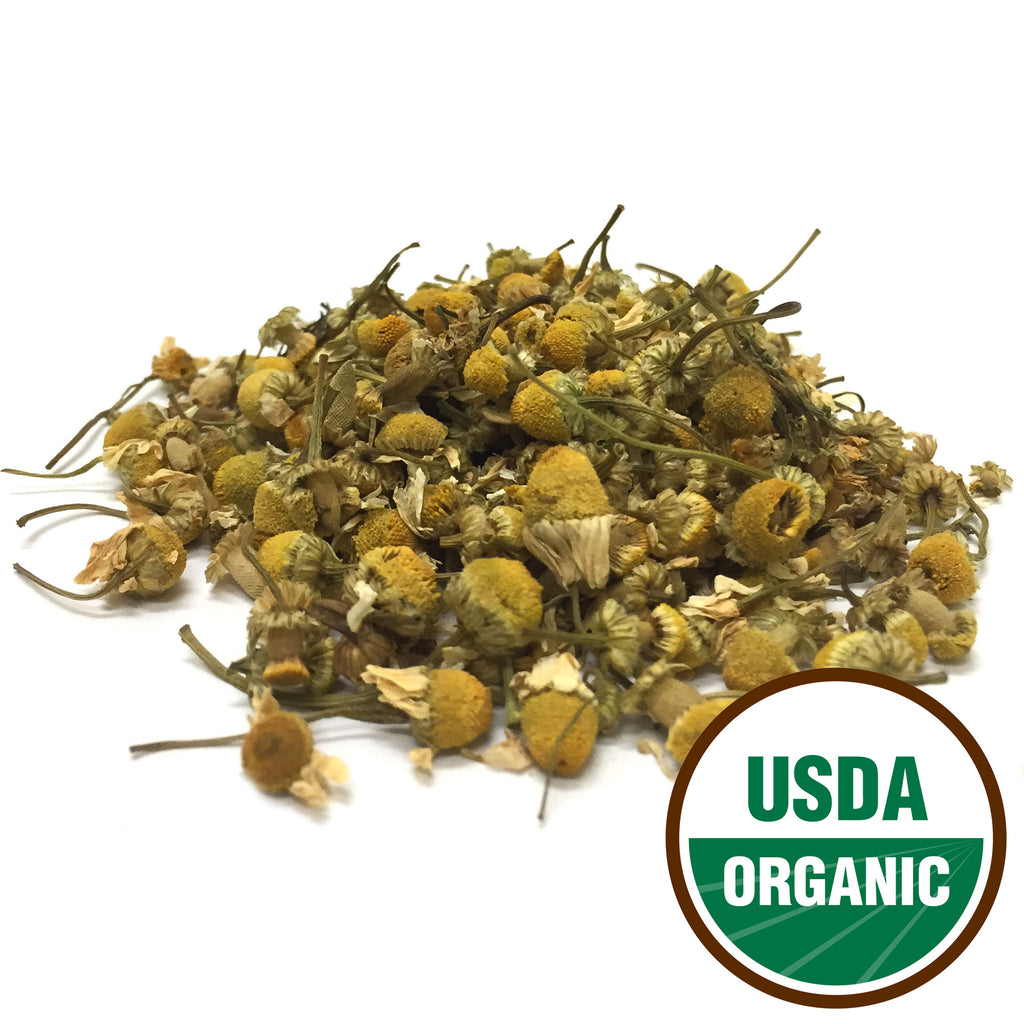 Organic Chamomile Flower Whole