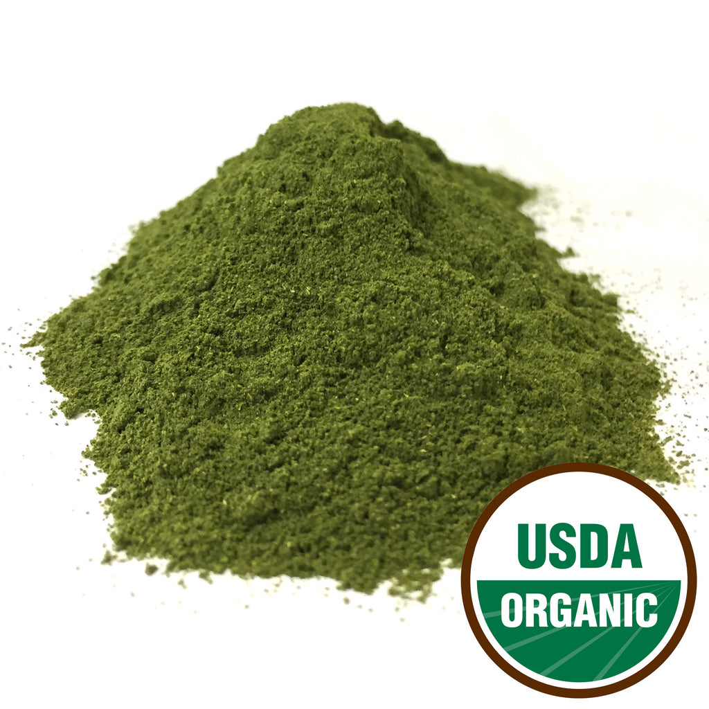 Organic Cilantro Leaf Powder