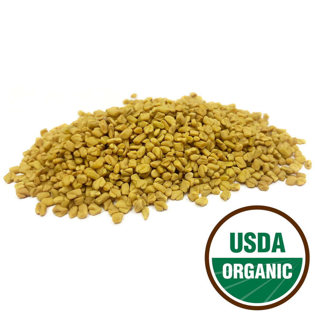 Organic Fenugreek Seed Whole