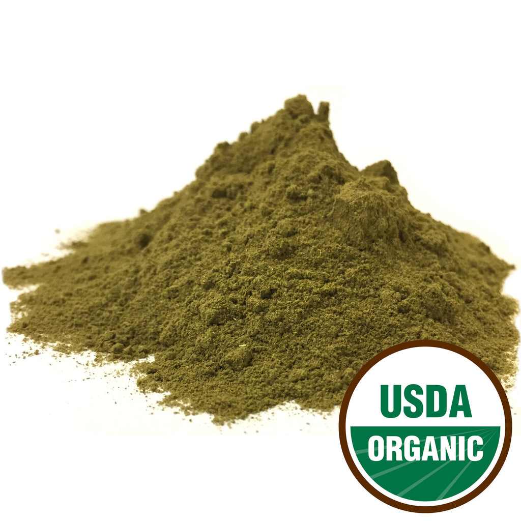 Organic Ginkgo Leaf Powder