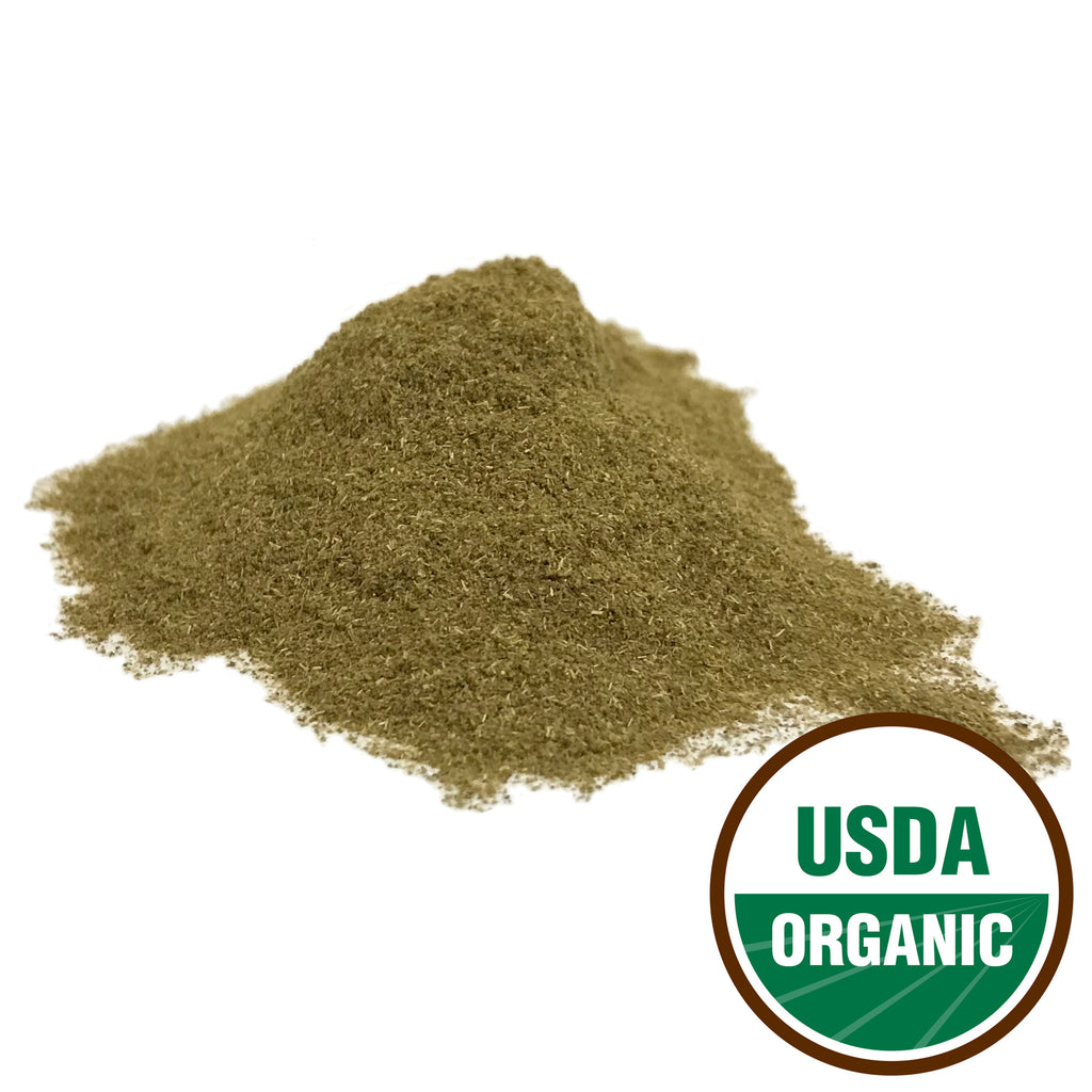 Organic Lemon Balm Leaf Powder