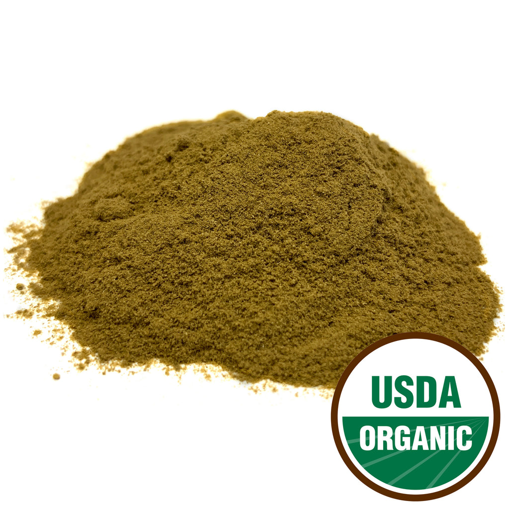 Organic Lobelia Herb Powder