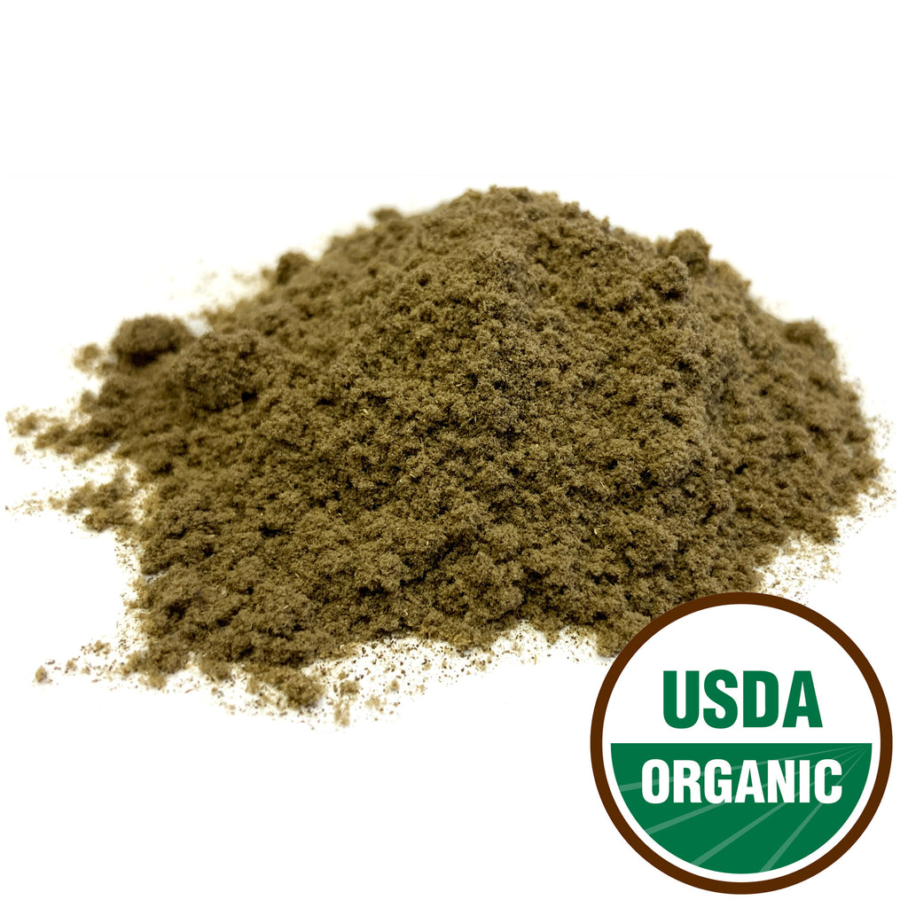 Organic Mullein Leaf Powder