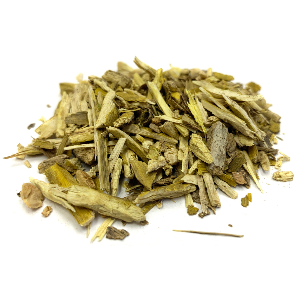 Oregon Grape Root Cut