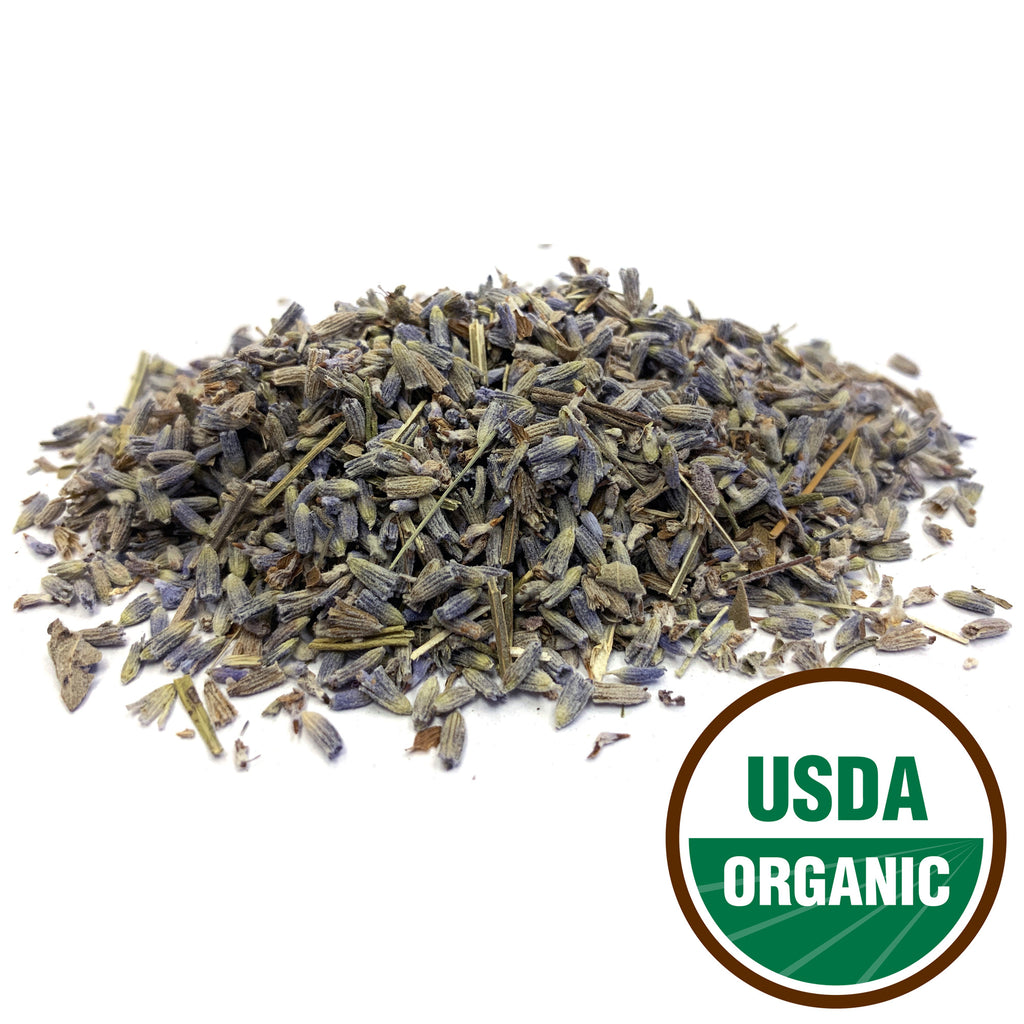 Organic Lavender Flower Whole