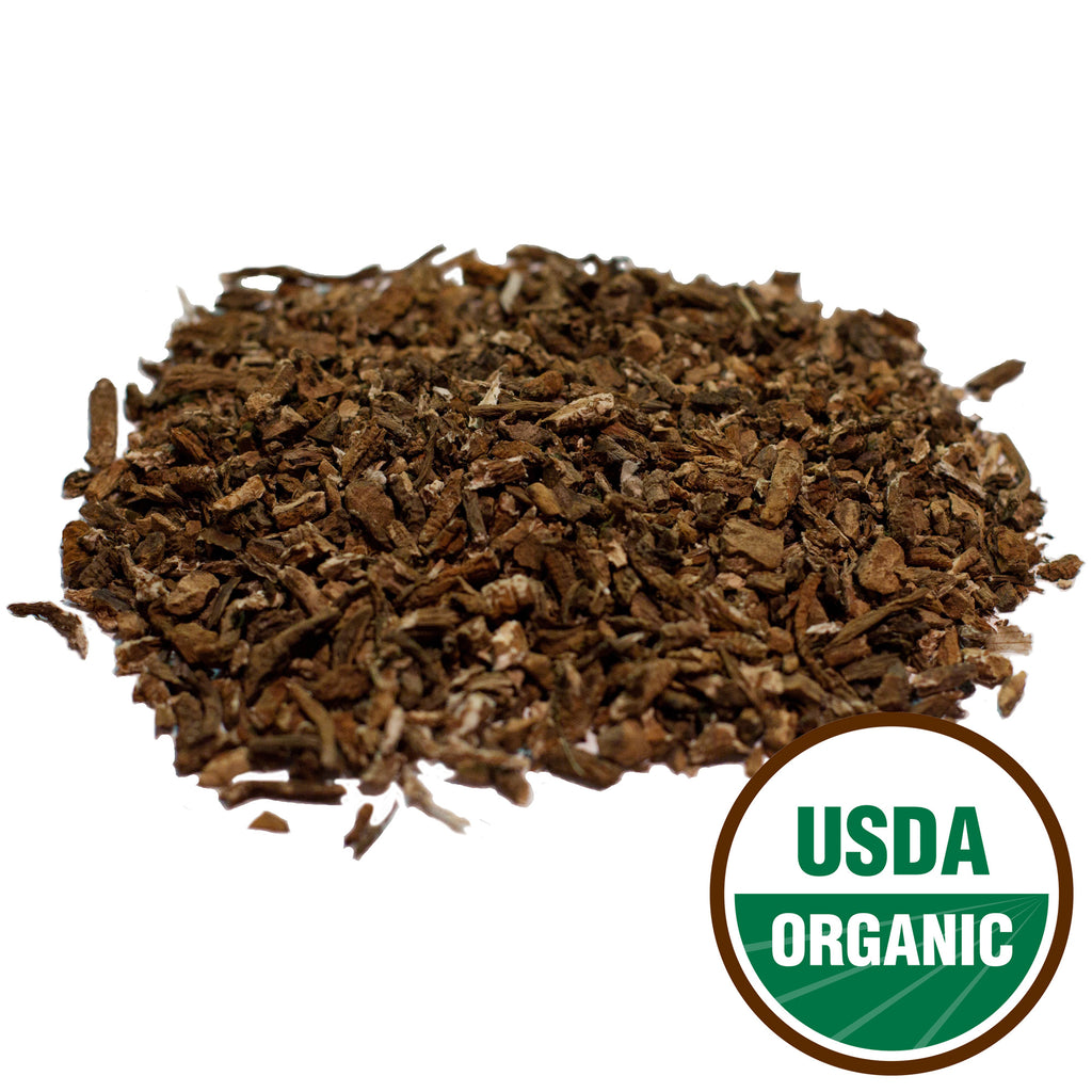 Organic Spearmint Leaf Cut