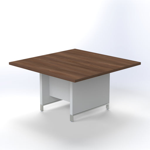Linea Due Square Meeting Table