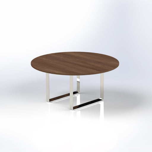Diamond Round Meeting Table
