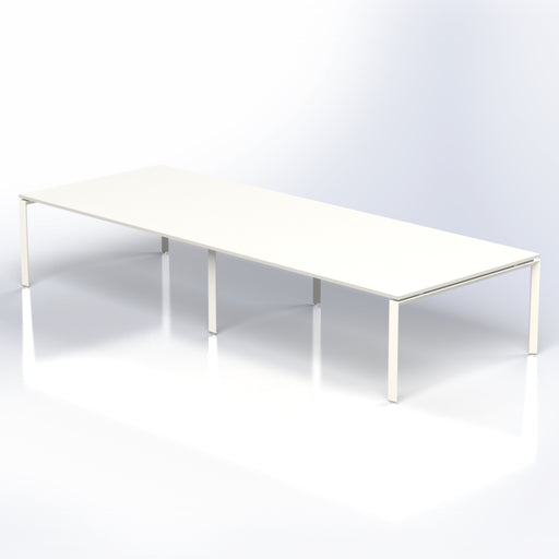 Diamond Rectangular Meeting Table for 12-14