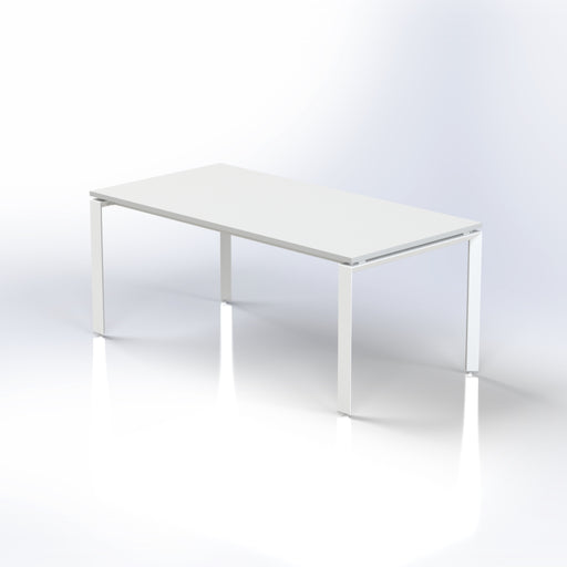 Diamond Rectangular Meeting Table for 6