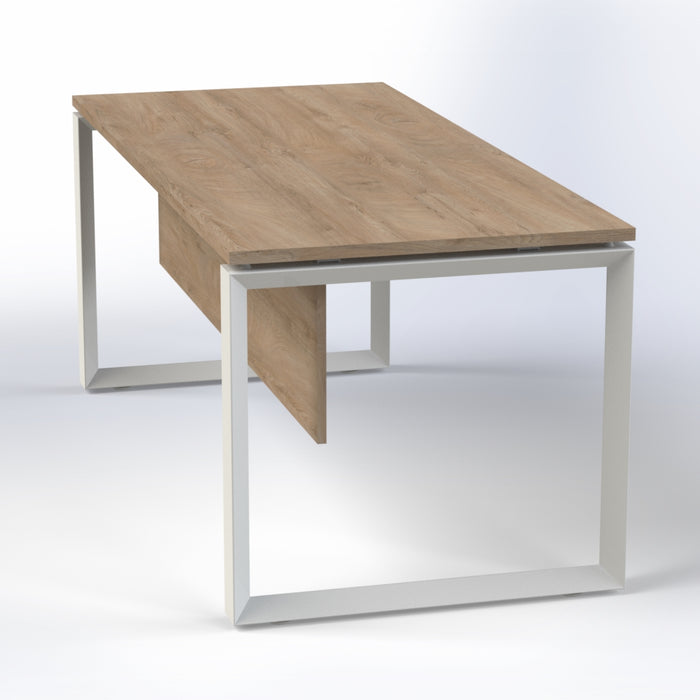 Diamond Straight Desk