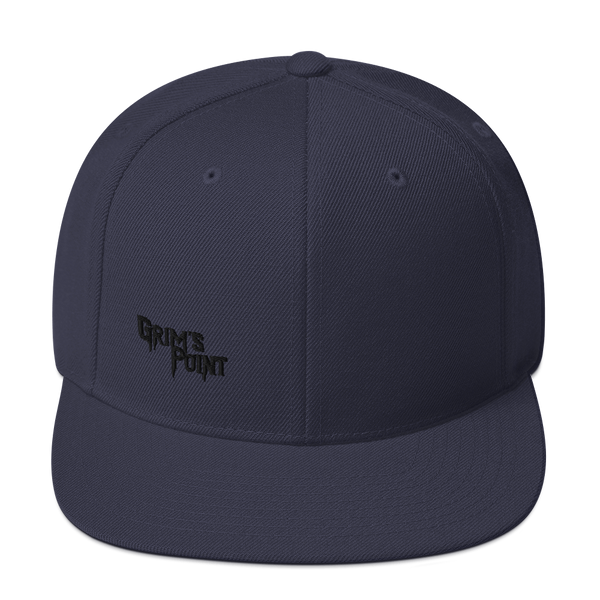 GP Snap Back (Black Logo)