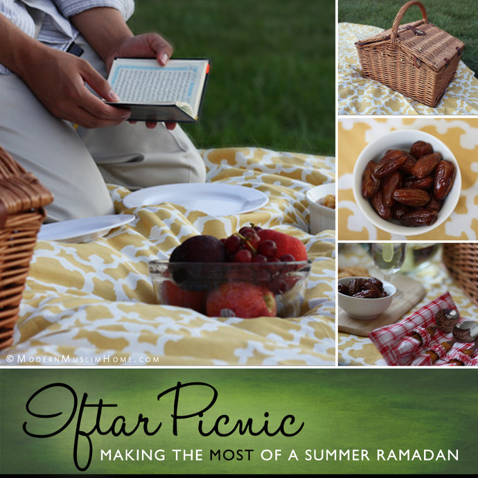 Iftar Picnic: Making the Most of a Summer Ramadan