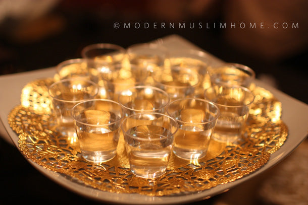 5 Ideas For a Rockin' Hajj Party |  www.ModernMuslimHome.com