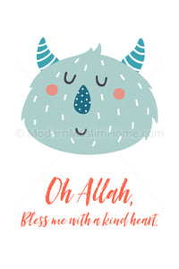 Bless Me With a Kind Heart [Instant Download]