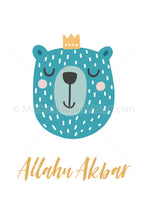 Load image into Gallery viewer, Kids Dhikr - Allahu Akbar [Instant Download]