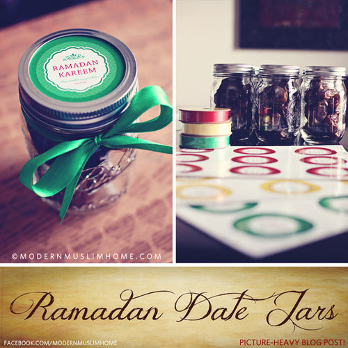 [Free] Ramadan Kareem Labels Download