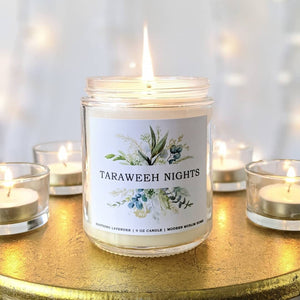 Taraweeh Nights Candle