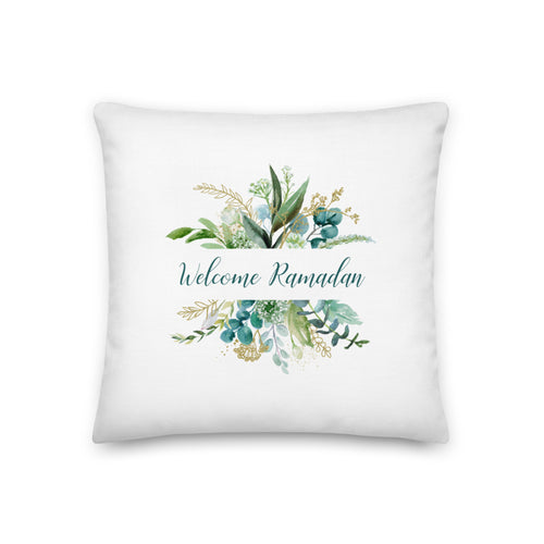 Welcome Ramadan Pillow