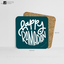 Load image into Gallery viewer, Happy Ramadan Coaster