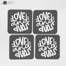 Load image into Gallery viewer, Love & Duas Coaster