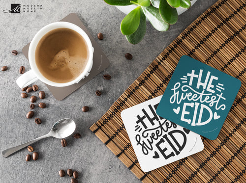 The Sweetest Eid Coaster