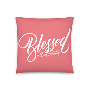 Blessed Pillow