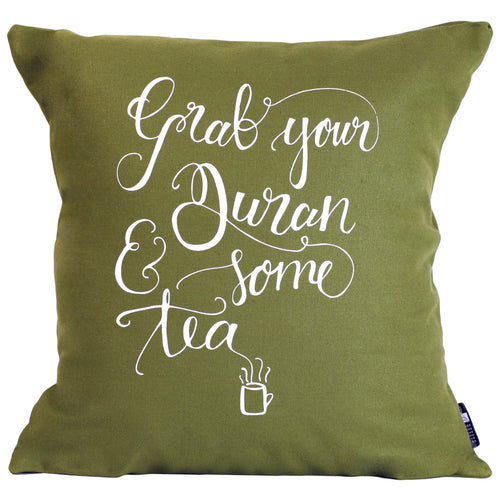 Quran & Tea Pillow