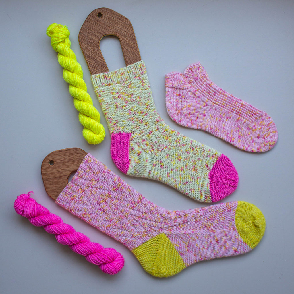 Pink Lemonade - Sock Set