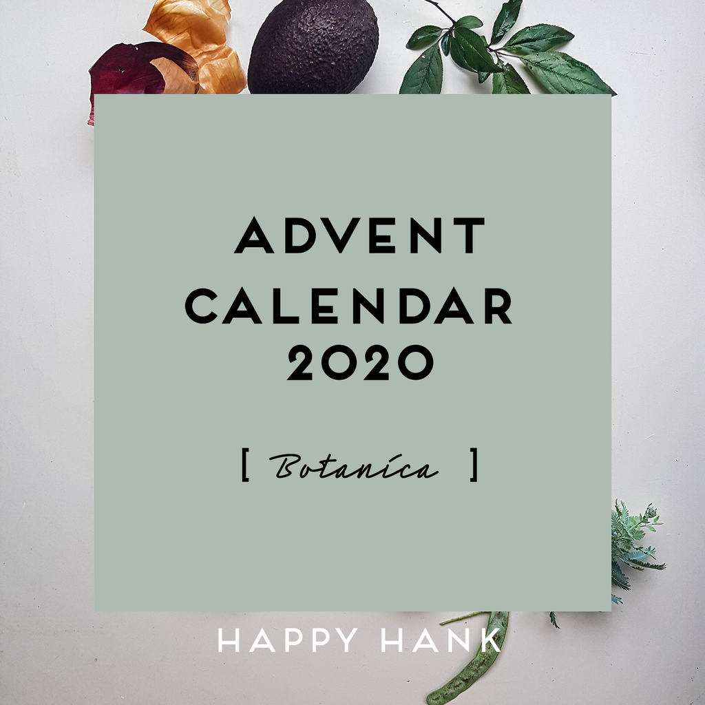 Advent Calendar 2020 [Botanica]