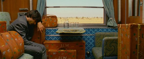 WES ANDERSON COLLECTION: Darjeeling Limited Mini Set