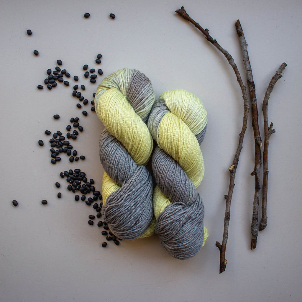 Botanically Dyed - Eopsaltria [Sport 5 Ply SW Merino]