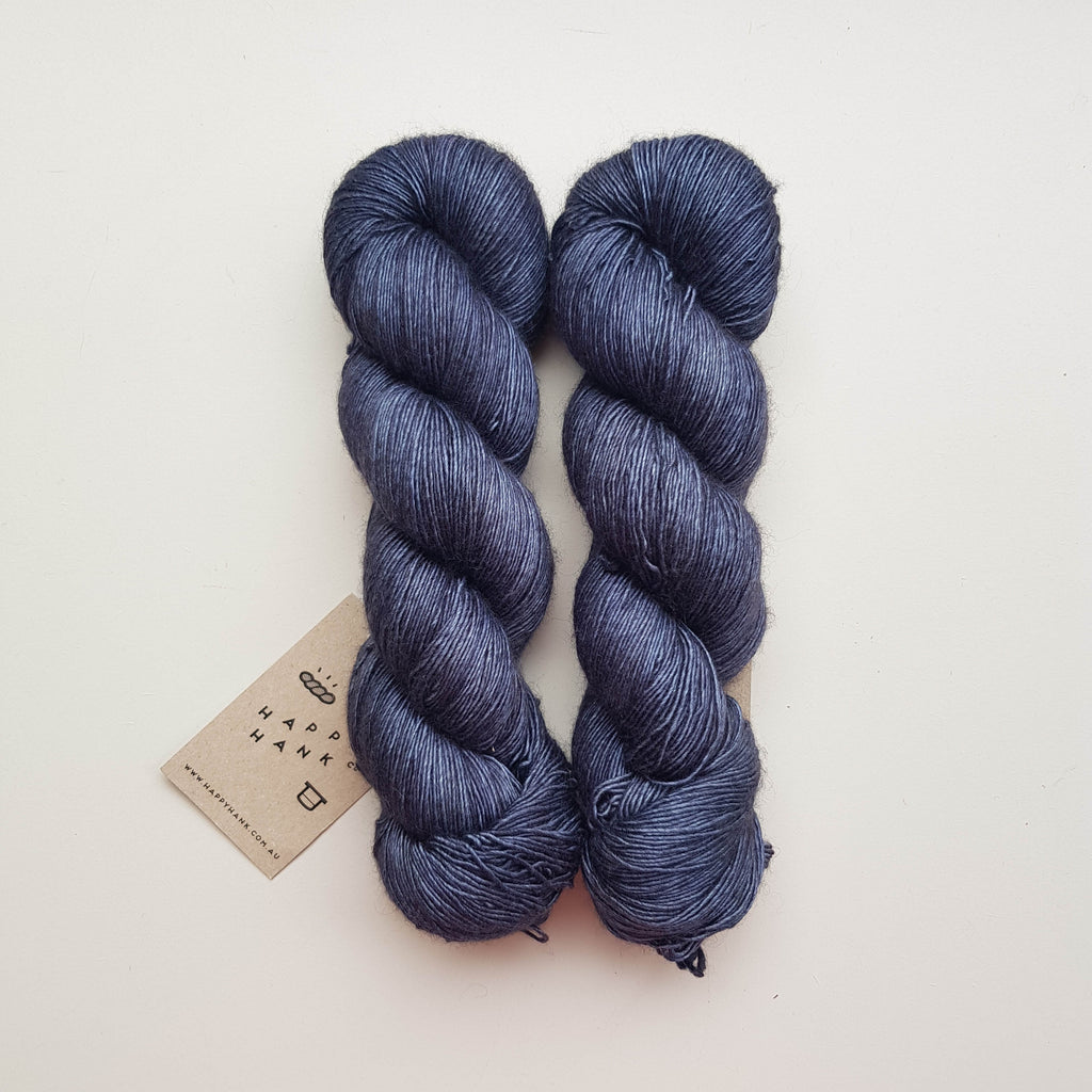 MYSS (Merino Yak Silk Single) yarn