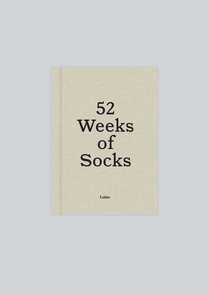 52 Weeks Of Socks [5th Publication]