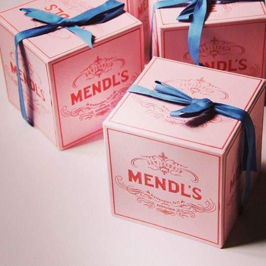 WES ANDERSON COLLECTION: Mendl's