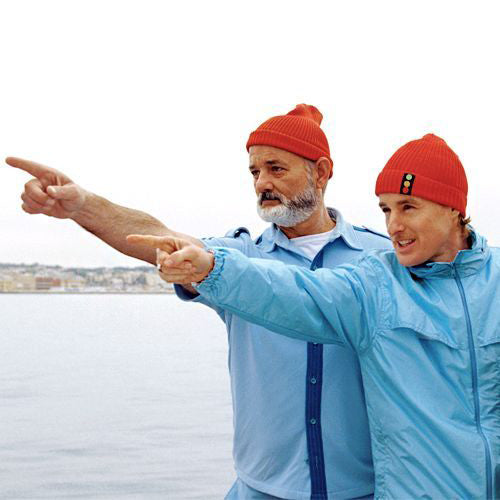 WES ANDERSON COLLECTION: Team Zissou